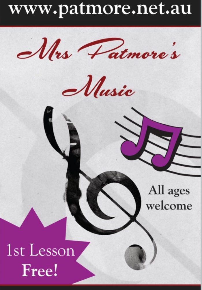 Mrs Patmore's Music