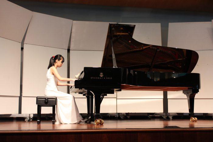 Jacquelyn's Piano