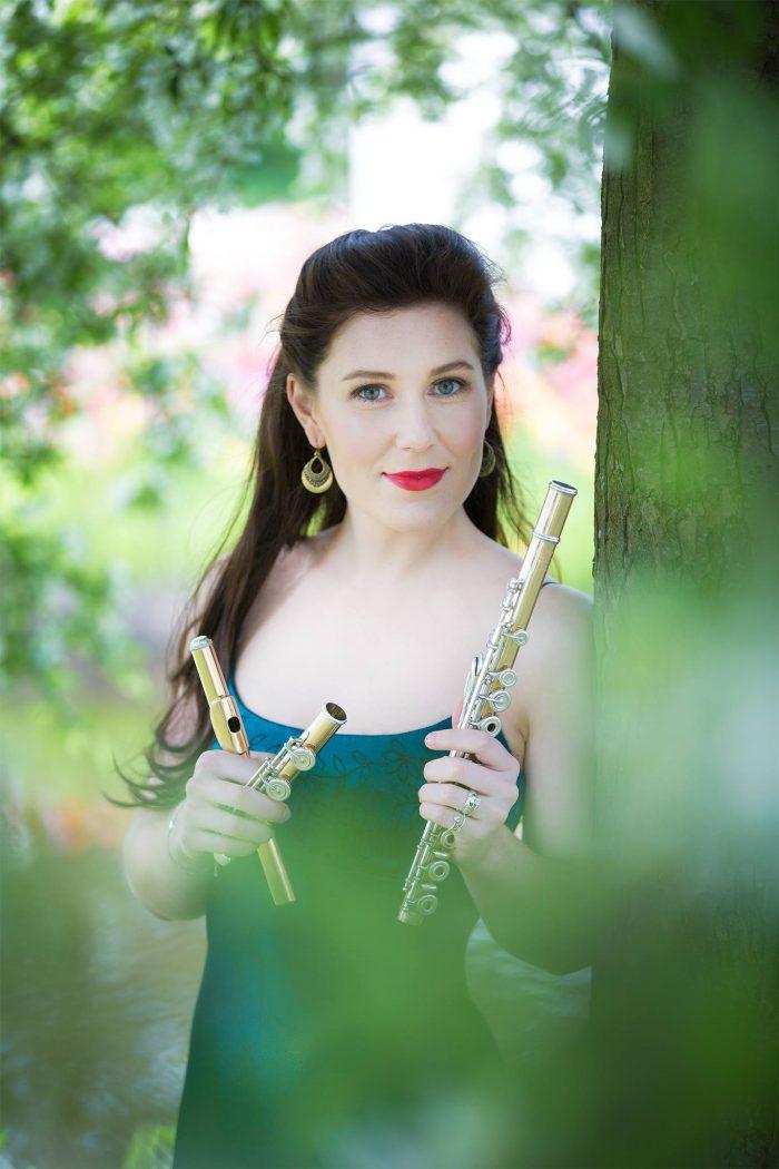 Emilia Antcliff – Flute Tuition
