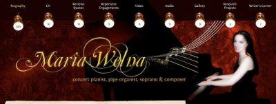 Maria Welna: Concert Pianist – Virtuoso Piano Lessons