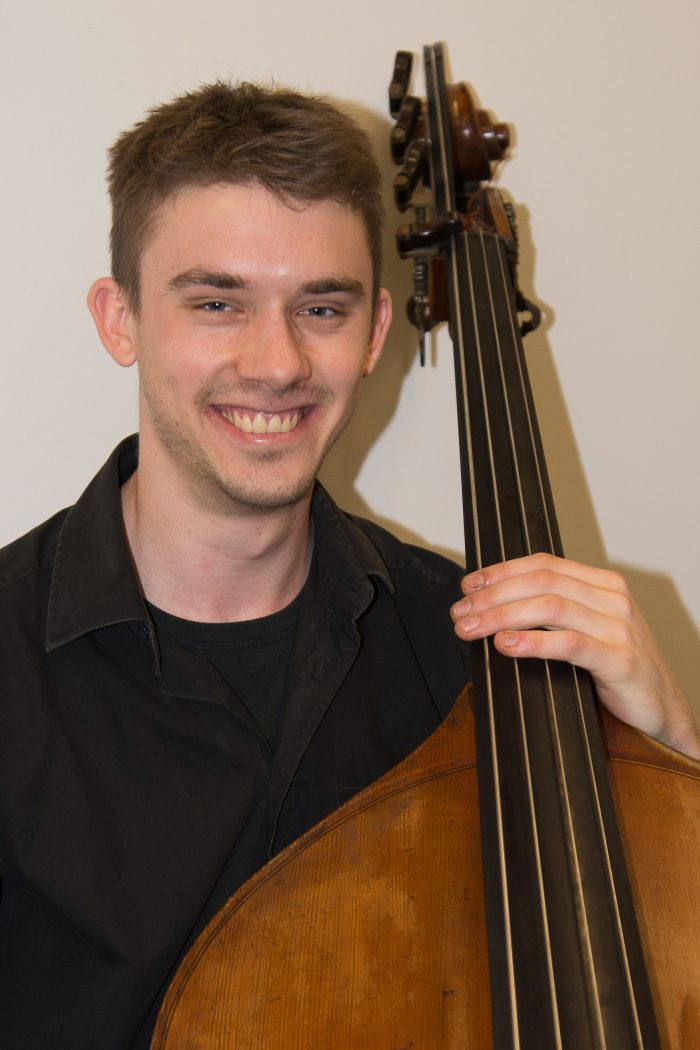 Oliver Simpson – Classical Double Bass Teacher