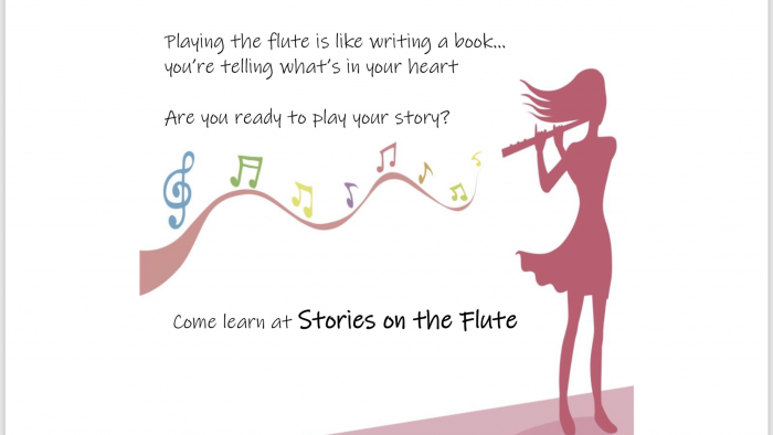 Stories on the Flute with Karen O'Keefe