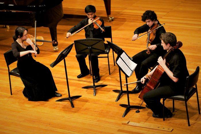 Edensor Park Strings and Piano Studio