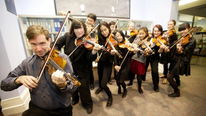 The Broadway Violin School