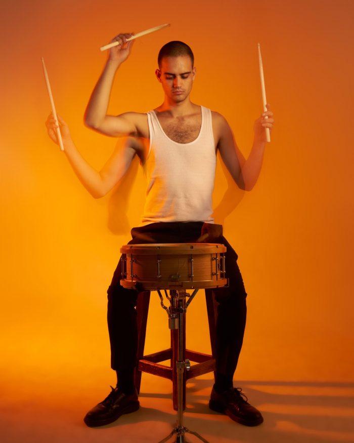 Oscar Henfrey Drum Lessons