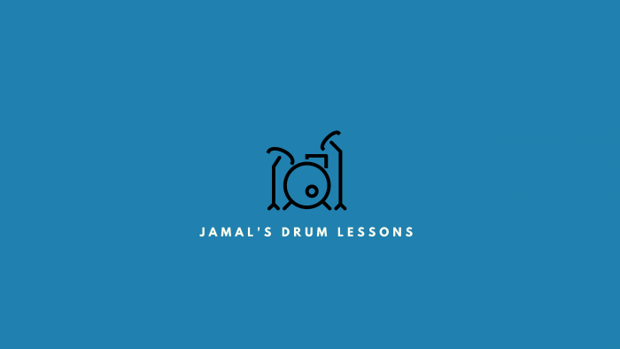 Jamal's Drum Lessons