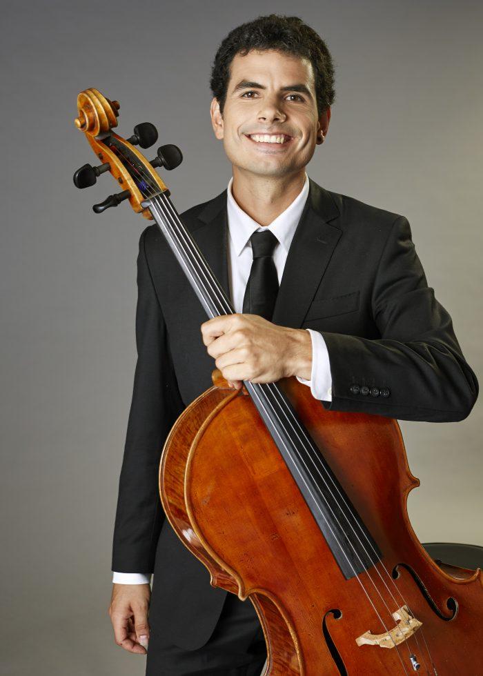 Ruben Palma Cello