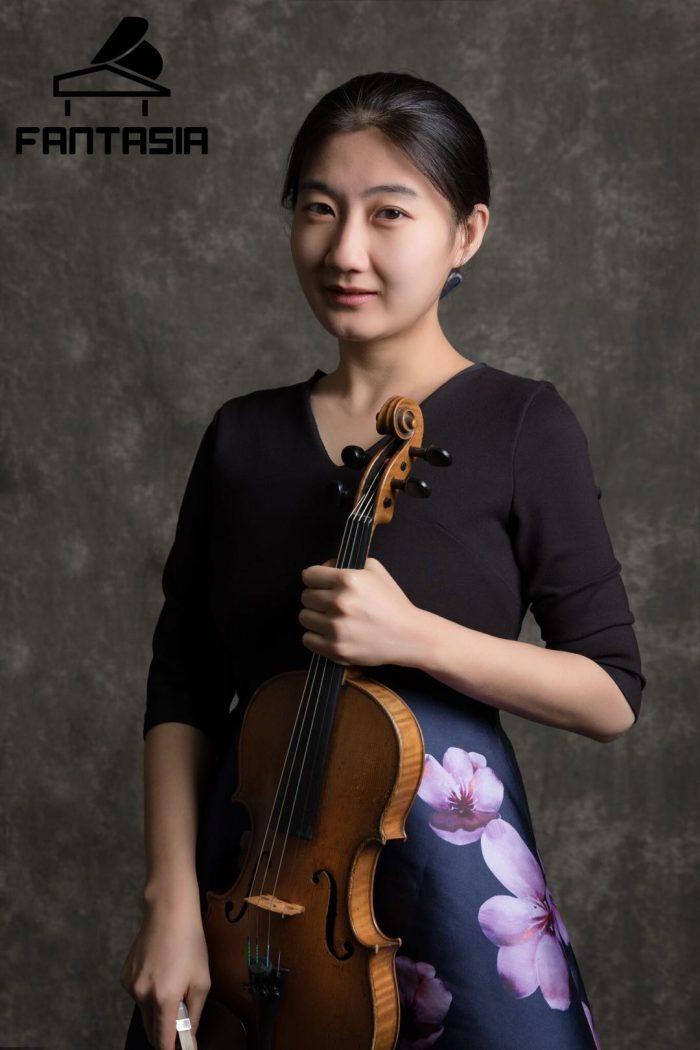 Fantasia Music School and Violin Center Inner West – Crystal Gu