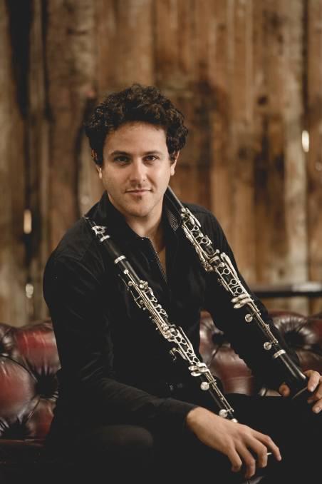 Thomas Azoury – Clarinet and Piano Tuition