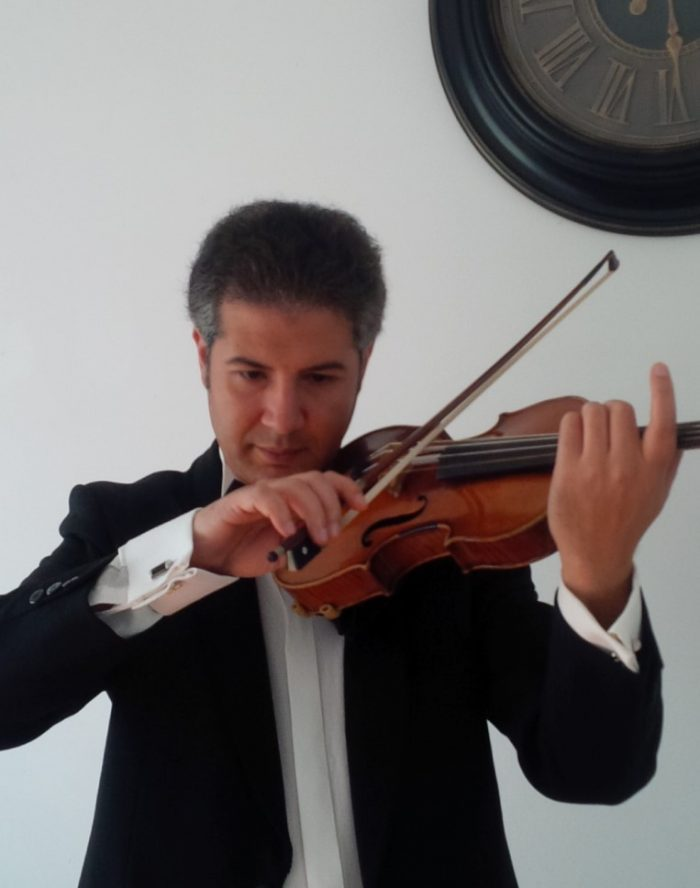 Tinel Dragoi European violin & viola teaching