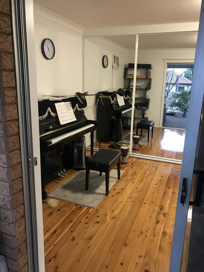 Jane piano