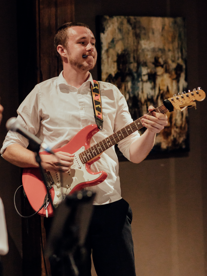 Josh Dixon Guitar